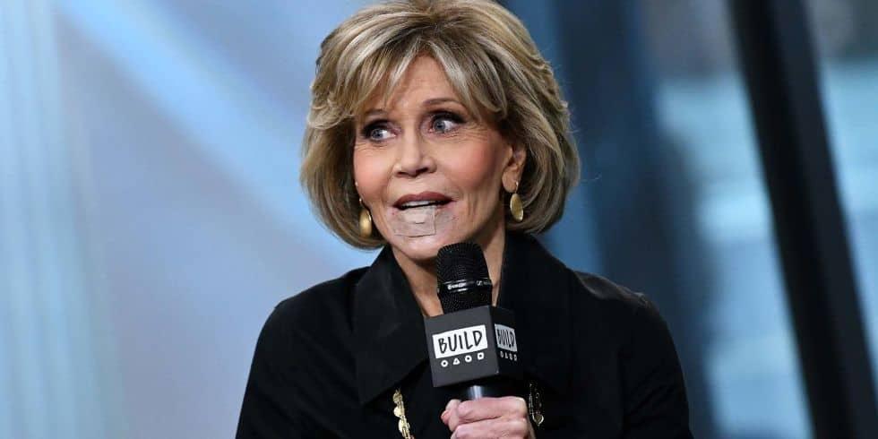 Jane Fonda tiene cáncer y le da al mundo una lección