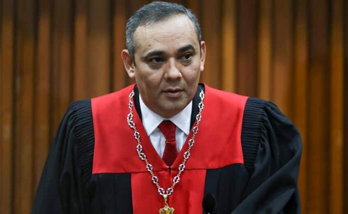 Maikel Moreno entre los primeros venezolanos sancionados por la Unión Europea