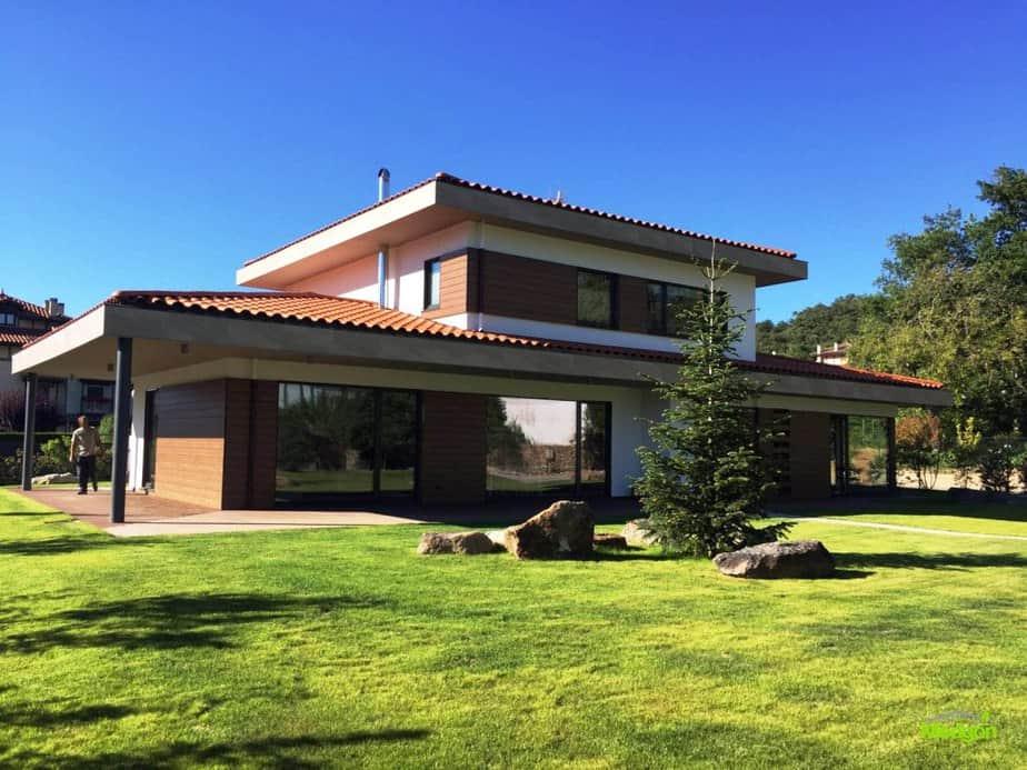 Casas pasivas en Aragón la nueva tendencia