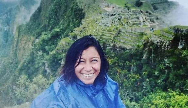 La española Nathaly Salazar.