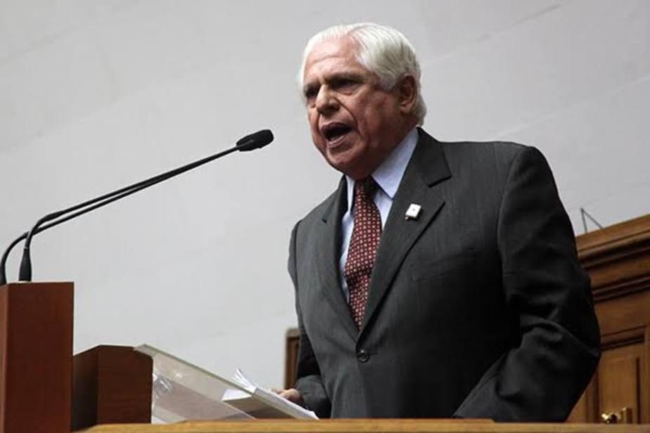 Omar Barboza es el nuevo presidente del Parlamento venezolano