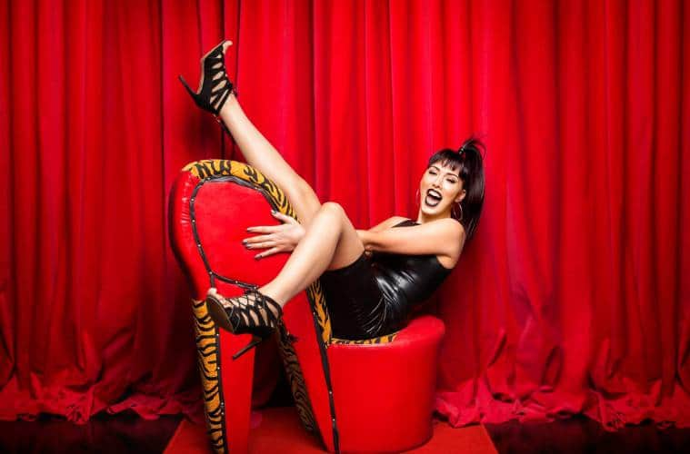 Paris Lees es la primera modelo abiertamente transgénero en llegar a Vogue