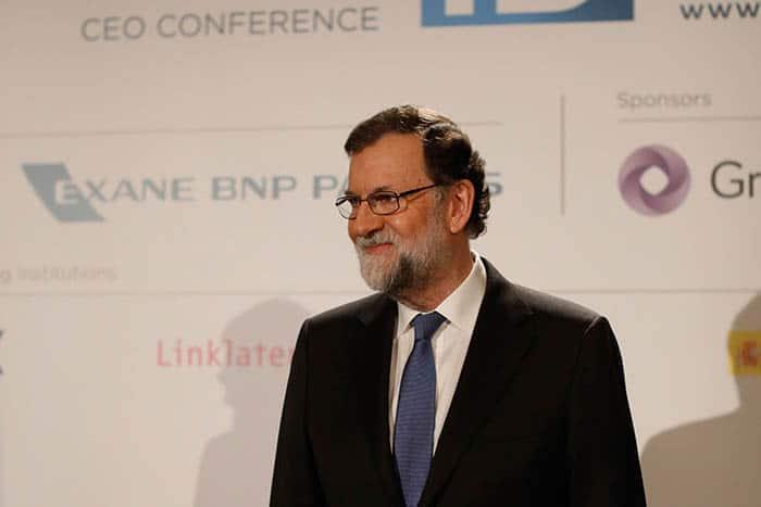 Rajoy, en la celebración del Foro Spain Investors Day.
