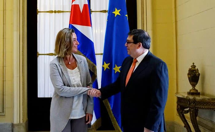 Relaciones Cuba-Unión Europea