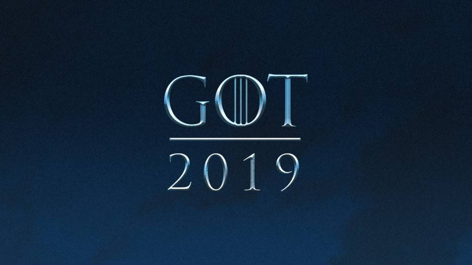 Es oficial. La temporada 8 de Game Of Thrones (o Juego de Tronos) verá la luz en 2019.