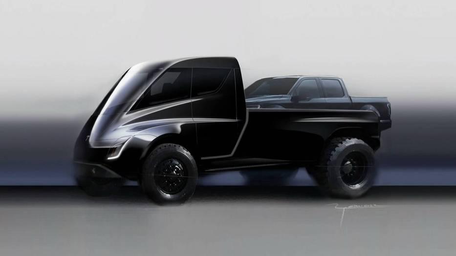 La pickup Tesla será innovadora