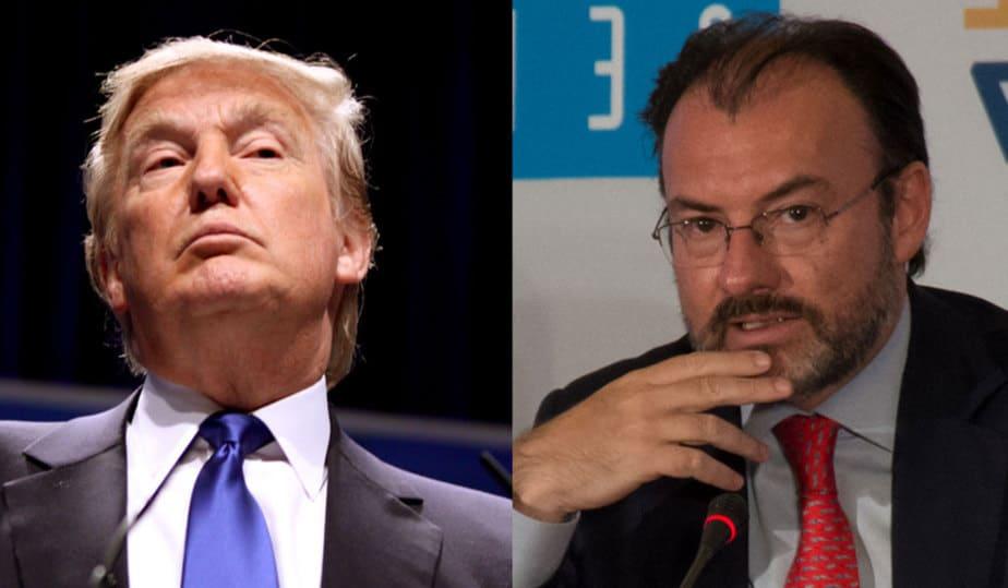 """Trump llama a México """"el país más peligroso del planeta"""" y México responde"""