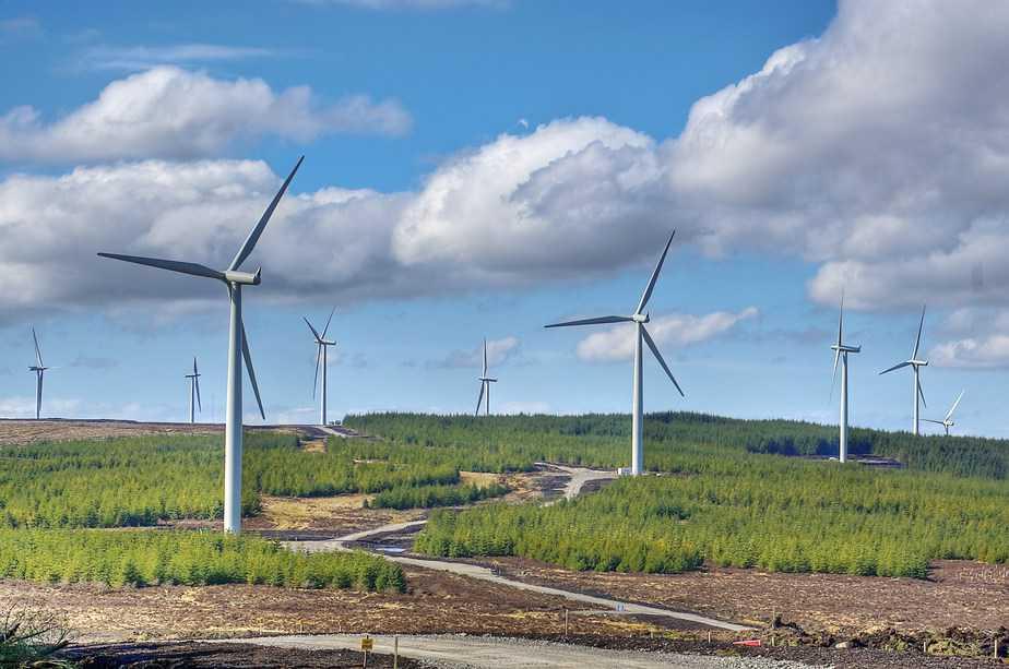 Cuatro países lograron tener energía limpia
