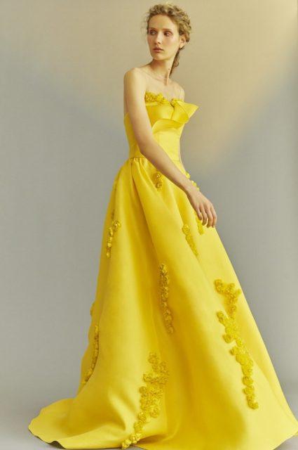 Lady Bird vestida de gala para el Óscar