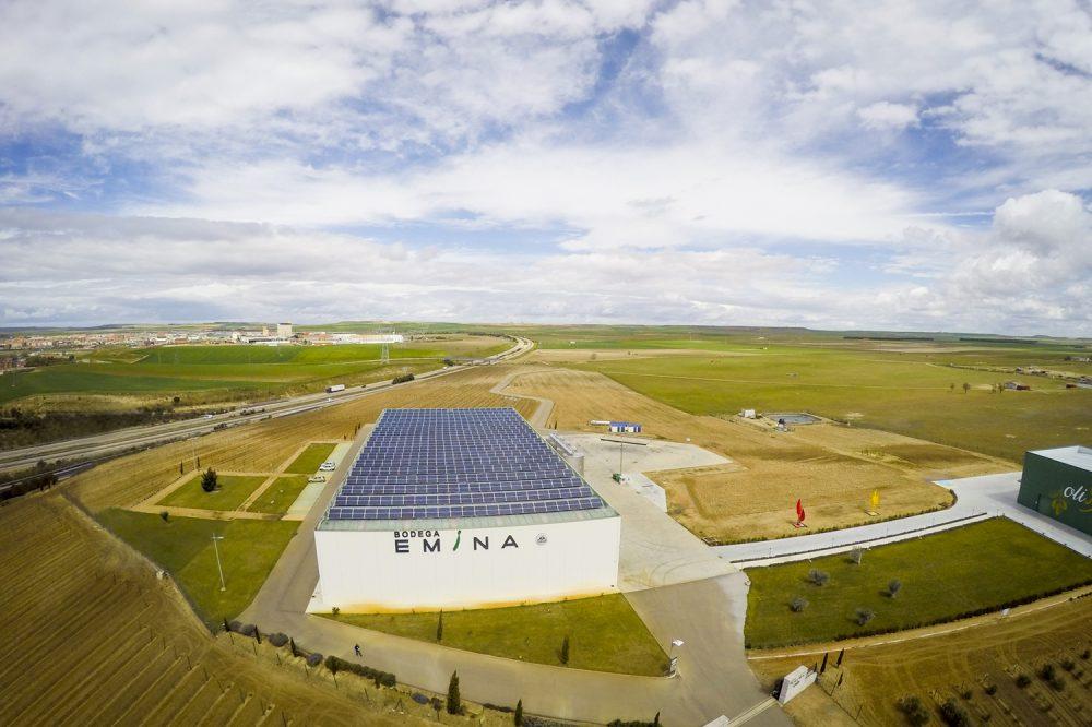 Energía solar fotovoltaica. Matarromera invierte en energías verdes para autogenerar 1 MW solar al año
