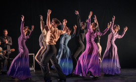 Festival de Jerez, un enduendado universo de danzas