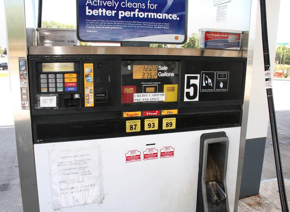 El aumento de impuestos a la gasolina de EEUU vienen en camino
