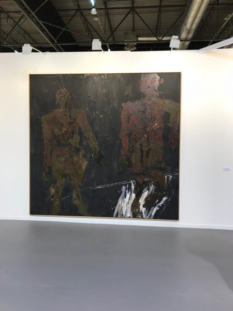 Georg Baselitz en ARCO.