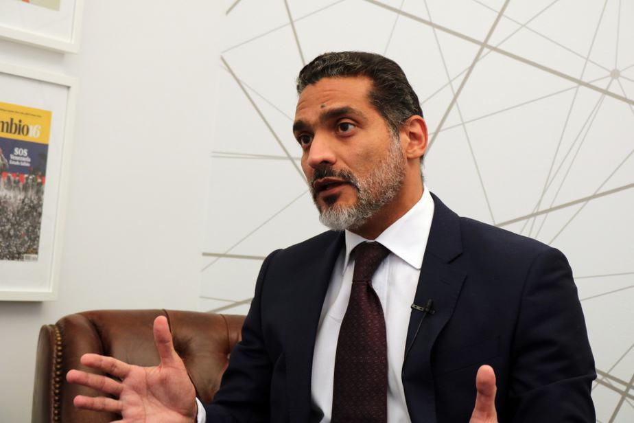 Entrevista a Juan Carlos Gutiérrez sobre la situación en Venezuela.