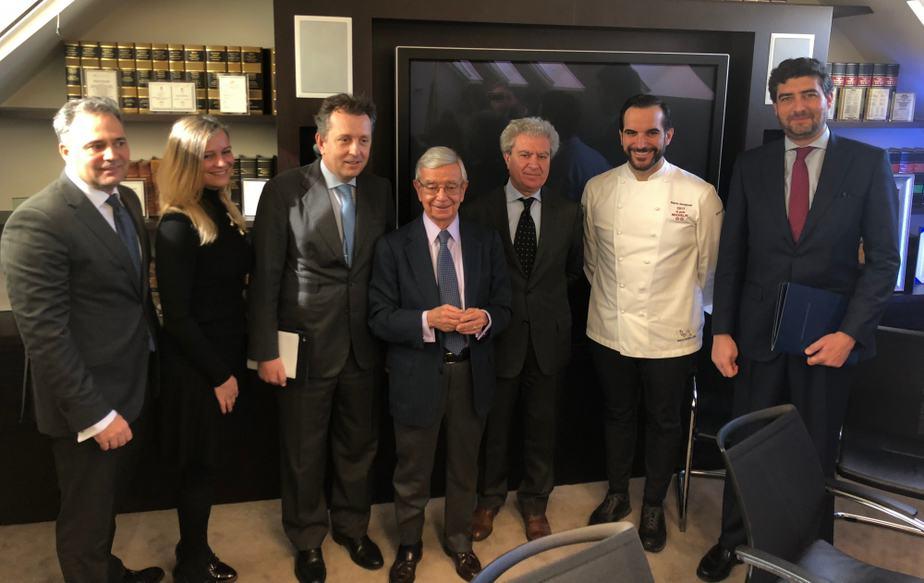 Derecho y gastronomía