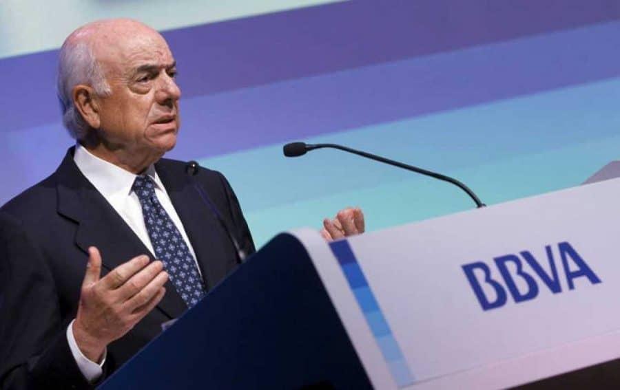 Beneficio de BBVA. Las minusvalías por Telefónica reducen el beneficio de BBVA a 3,519 millones