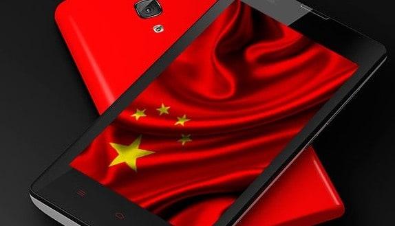 Móviles chinos. Más de un tercio de los smartphones demandados en España son de origen chino