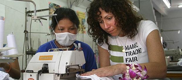 Embajadora de Oxfam. Minnie Driver se ha convertido en la primera celebridad embajadora de Oxfam que abandona
