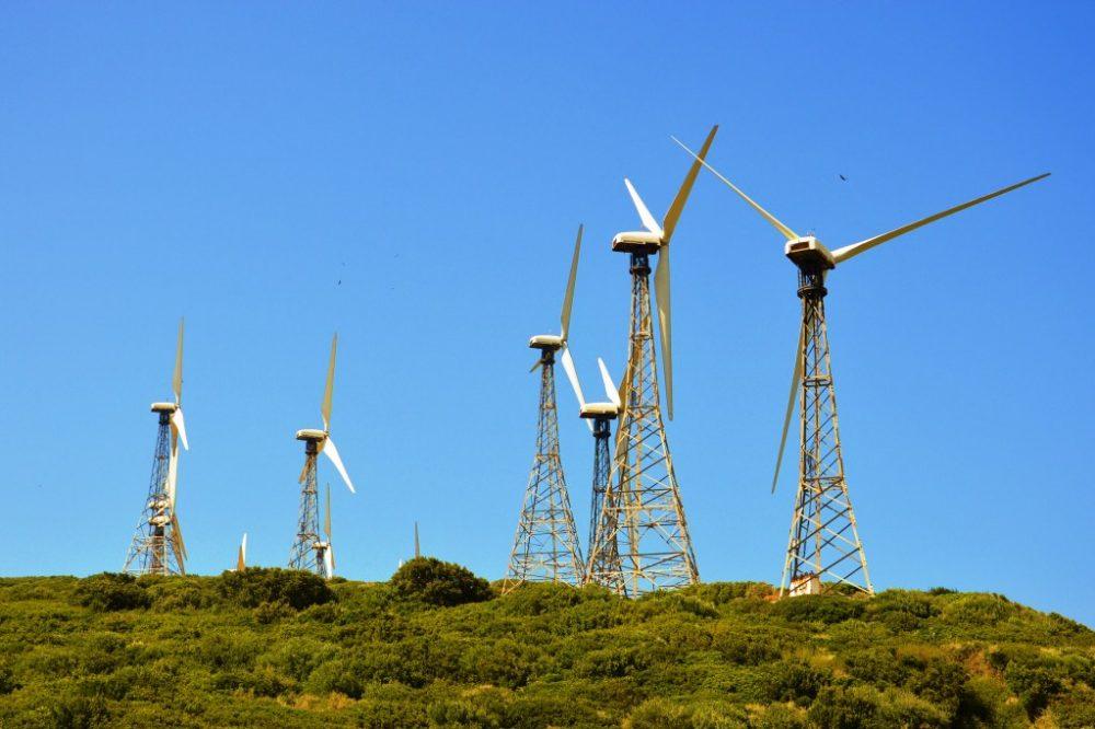 Proyectos eólicos de España crecerán en 2018