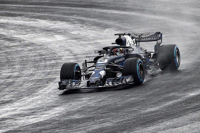 Red Bull estrena el RB14