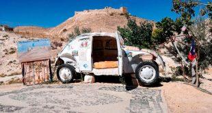 El hotel más pequeño del mundo es un Volkswagen