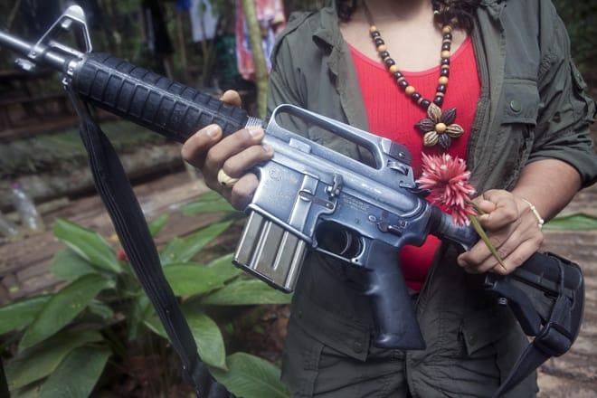 Nuevas denuncias de abuso sexual de las FARC salen a la luz