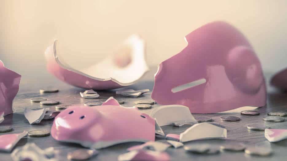 El ahorro familiar en España cerca de su mínimo histórico