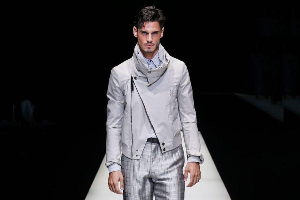 Moda masculina actual: la elegancia de Armani