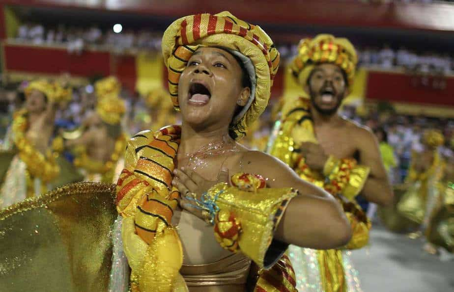 Carnaval de Rio 2018