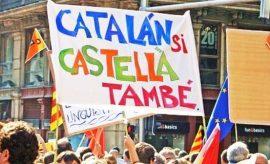 El castellano en escuelas catalanas: Un derecho ciudadano