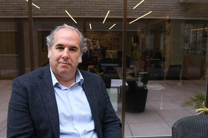 Luis Suárez de Lezo cree que es fácil comer de lujo en Madrid.