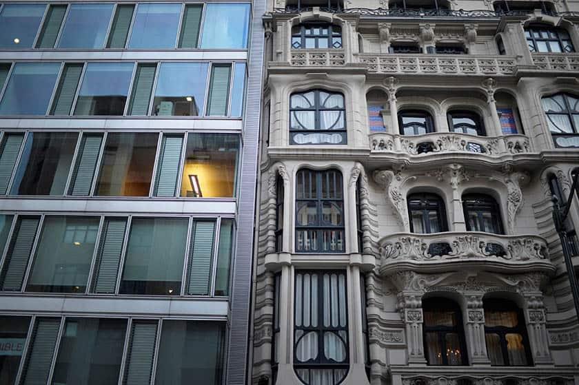 La compraventa de viviendas creció en 2017.