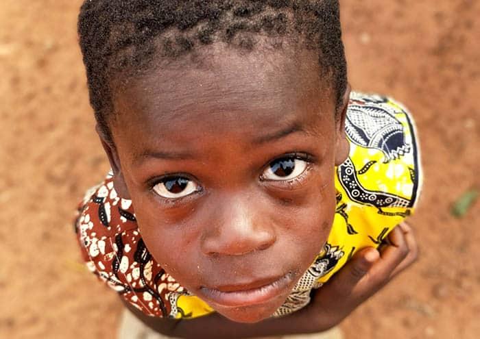 Miradas de Costa de Marfil.