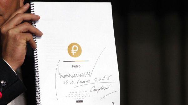 Nació el Petro: ¿Alguien comprará la criptomoneda venezolana?