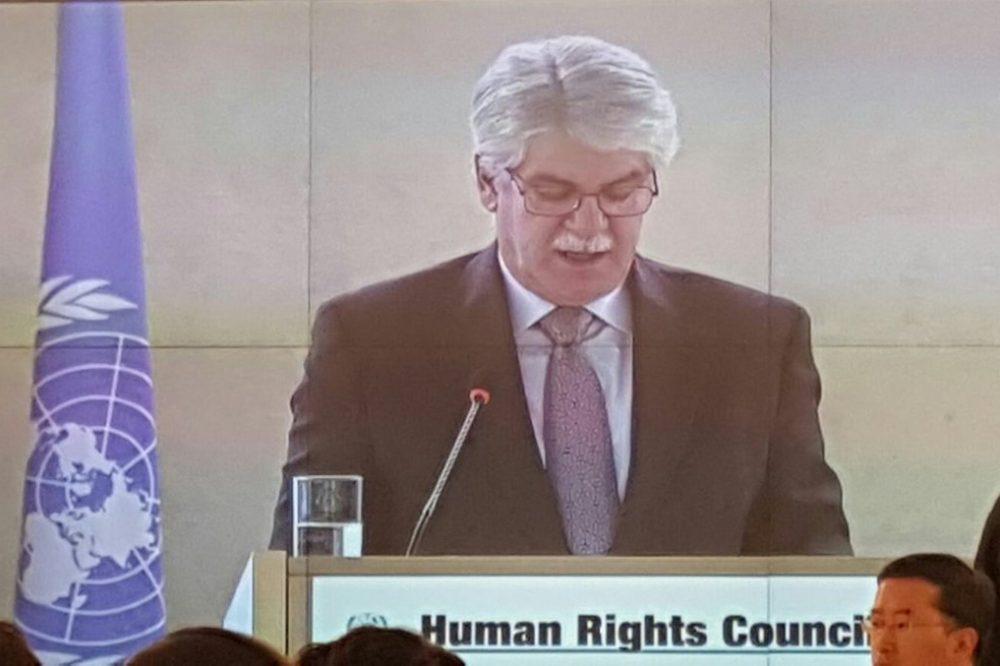 """España promete una """"presencia activa"""" en el Consejo de DDHH de la ONU"""