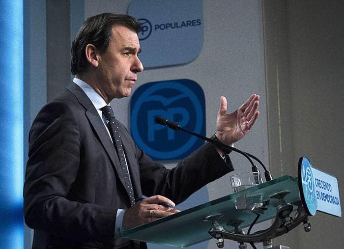 El PP cree que la reforma electoral dejaría sin voz a la España interior.