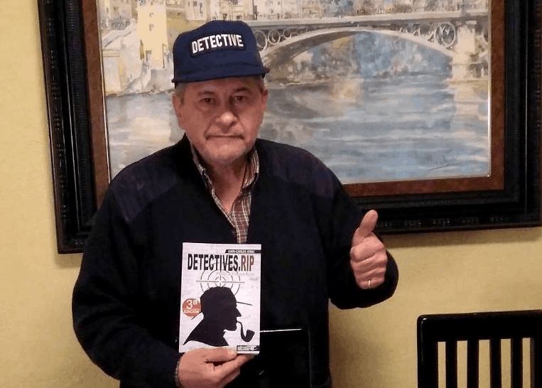 Detectives. Desestimada la demanda para secuestrar un libro que criticaba a Método 3