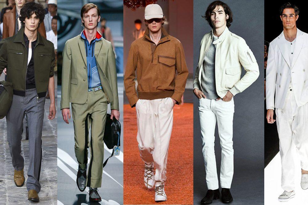 Diseñadores de ropa masculina: cinco figuras que se salen del patrón