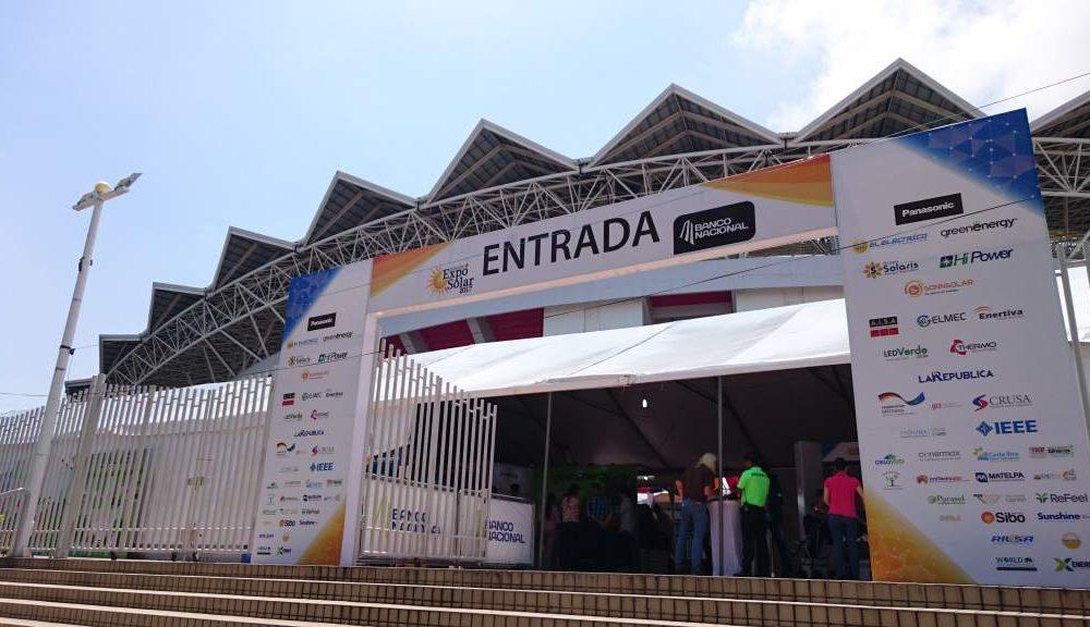 Avances de la energía solar se mostrarán en Costa Rica