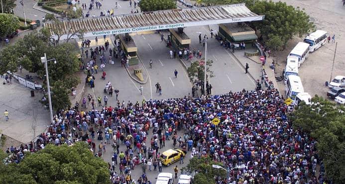 Migración venezolana a Colombia: el éxodo al revés