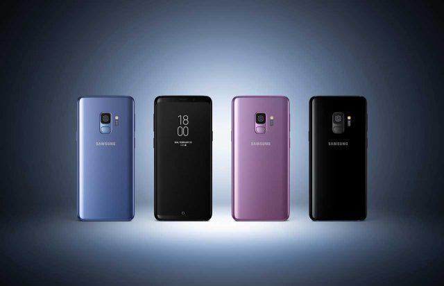 "Galaxy S9: Samsung presenta su ""Ave Fénix"""