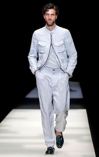 Diseñadores de ropa masculina que dan la talla en 2018