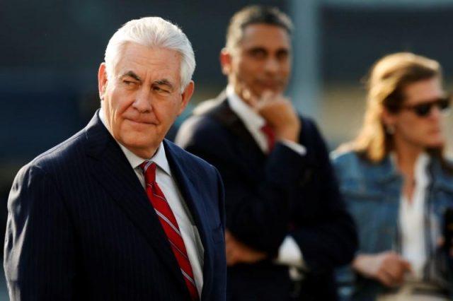 Gira de Tillerson en América Latina