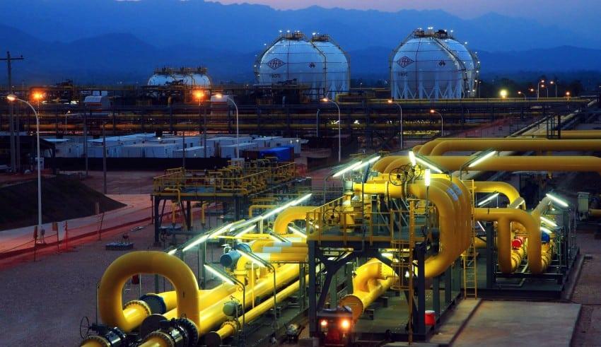 La urea y el gas de Bolivia se expenderá
