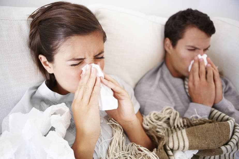 La gripe en España