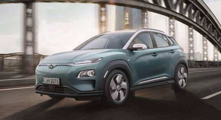 El coche eléctrico Hyundai se conocerá en Marzo