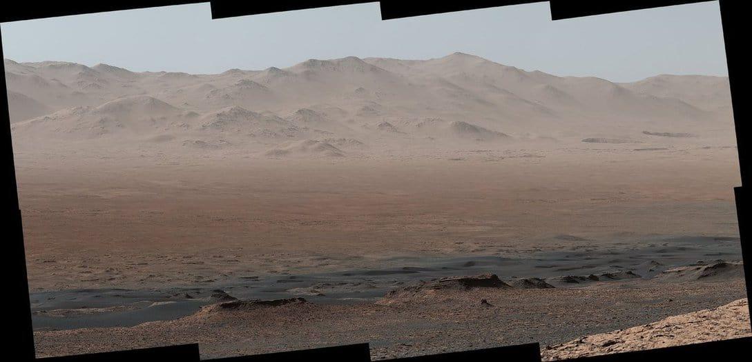 Las nuevas imágenes de Marte del Curiosity