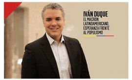 Revista Cambio 16 N° 2224: Iván Duque, un Macron para Latinoamérica