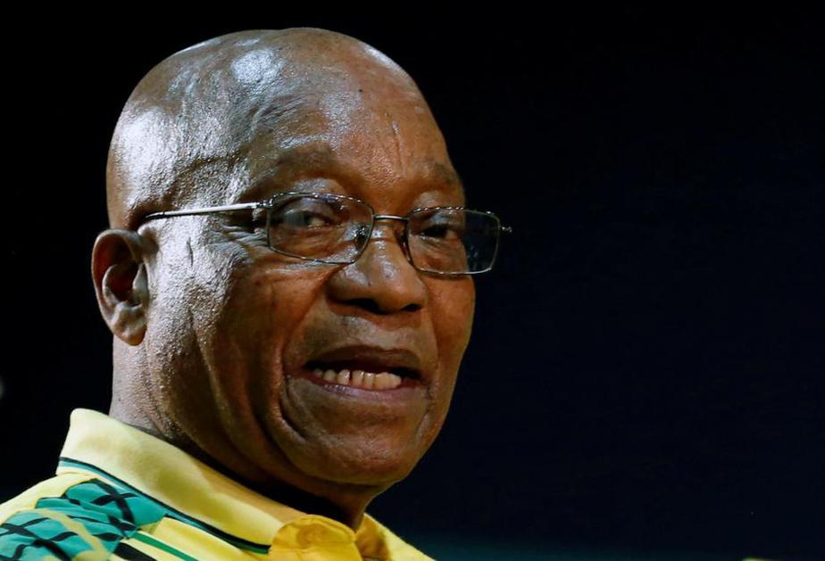 Sudáfrica podría destituir a Jacob Zuma de la presidencia