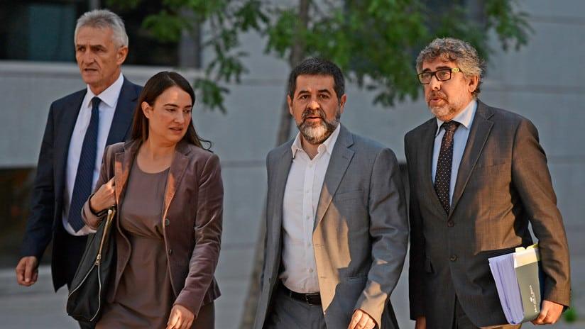 Jordi Sánchez seguirá en prisión, decreta el Supremo